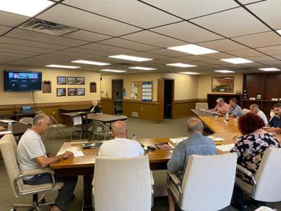 Johnsonburg Council 7-12-21