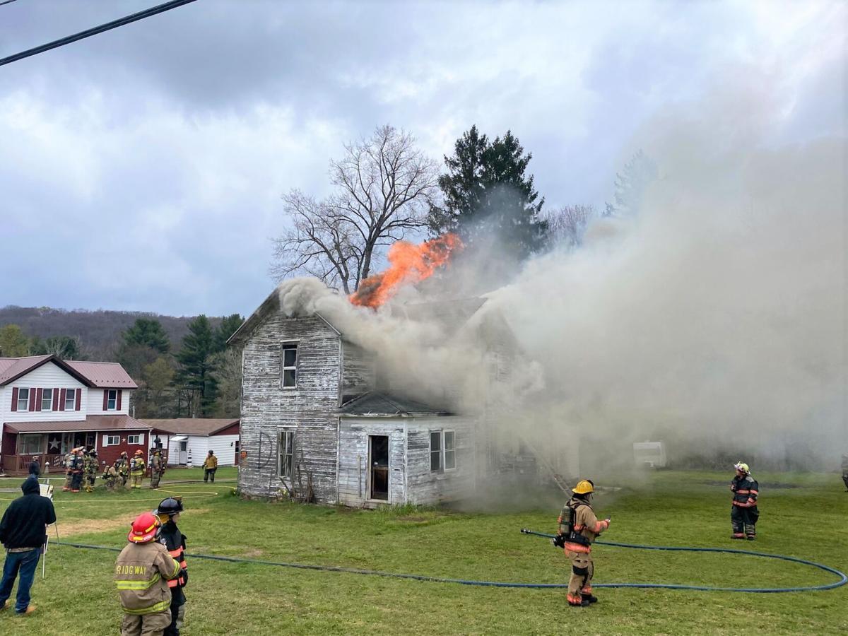 Portland Mills Fire