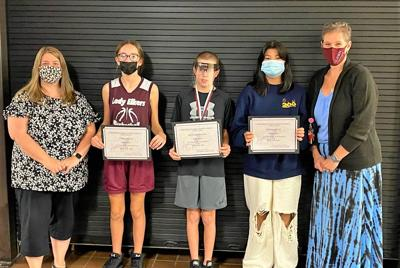RASD Students of the Month