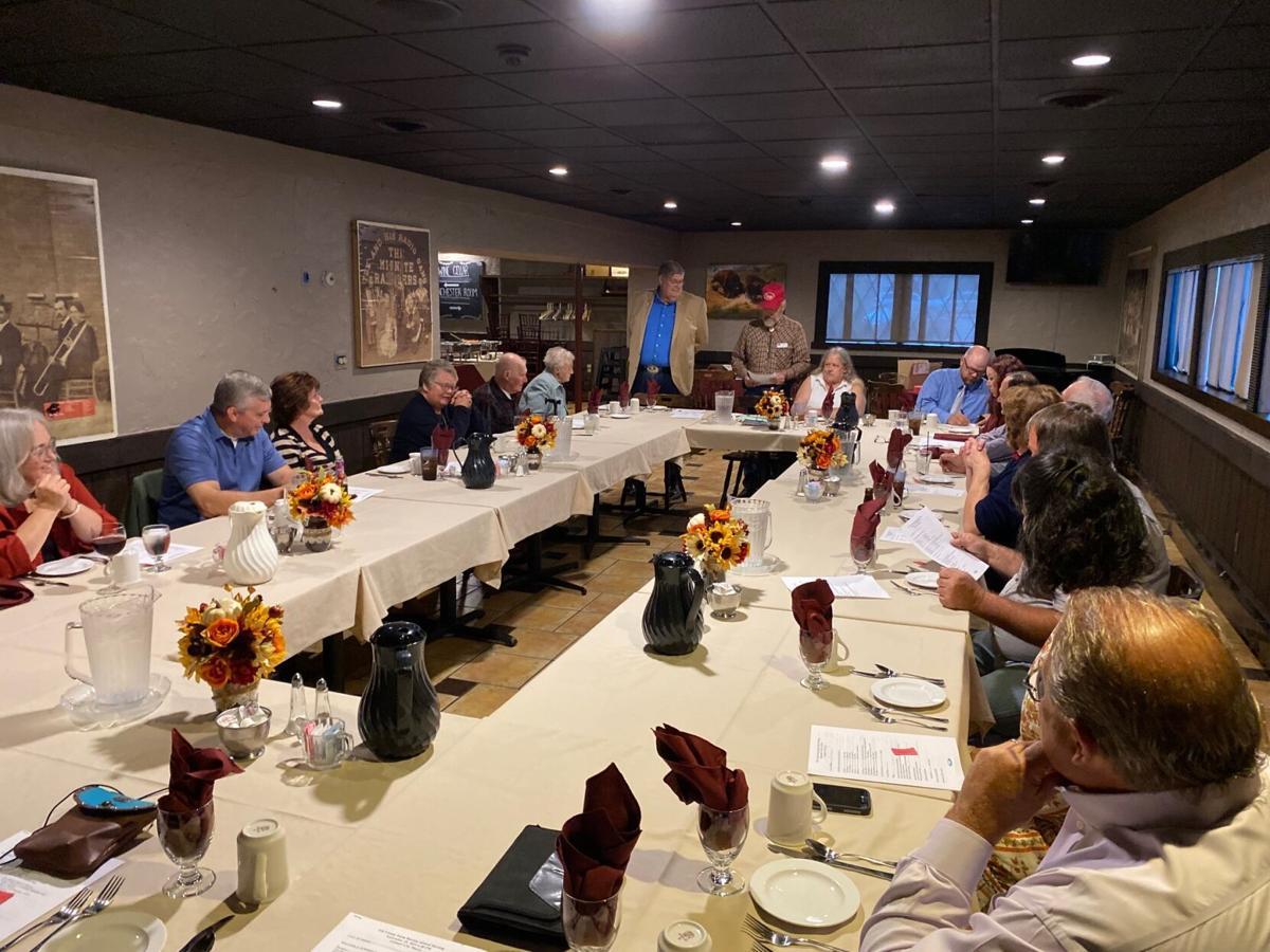 Elk County Farm Bureau Fall meeting 21