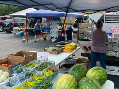 Ridgway Farmers Market 7-20-21
