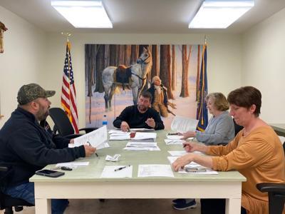 Ridgway Township Supervisors 4-20-21