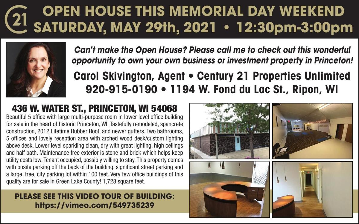 Open House May 29