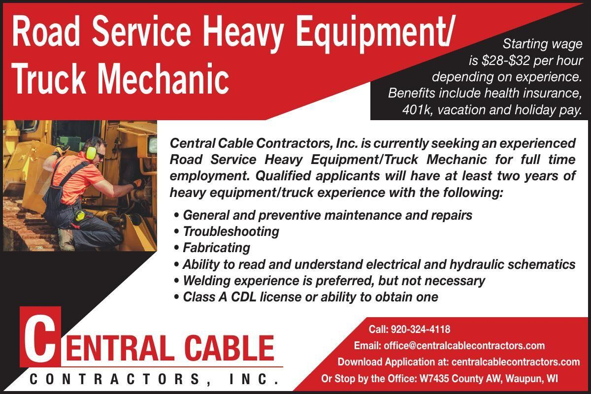 Central Cable Contractors
