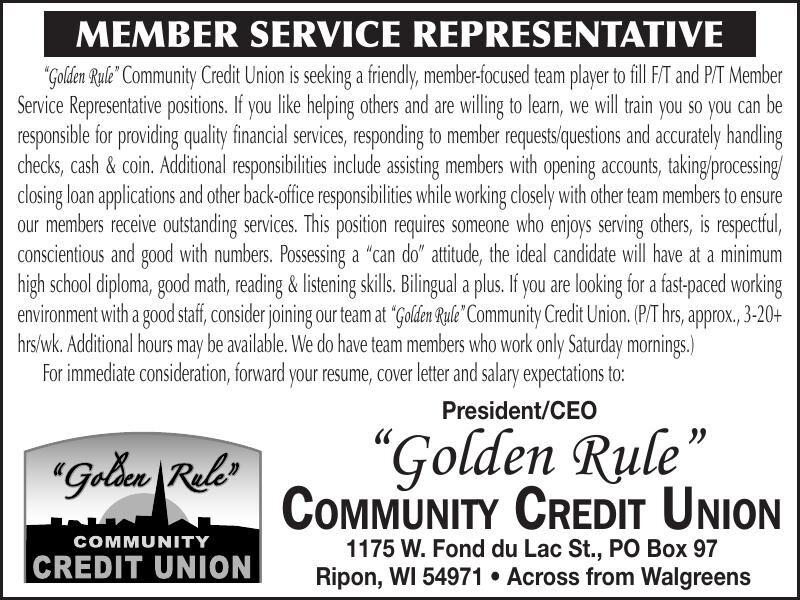 Golden Rule Credit Union