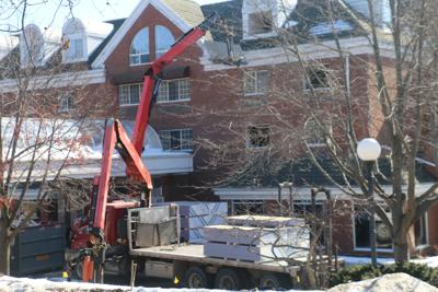 Heidel House, Evensong Spa restoration on pace for summer opening