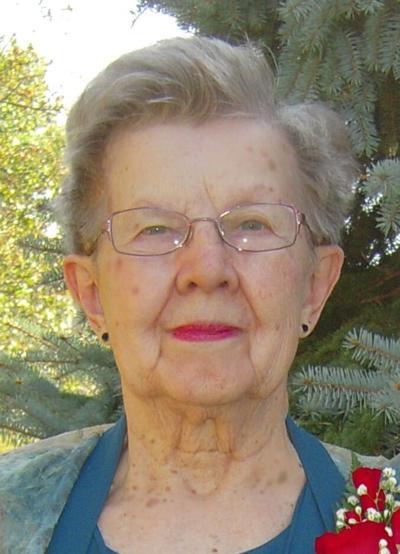 Bernice Ruth Hollander