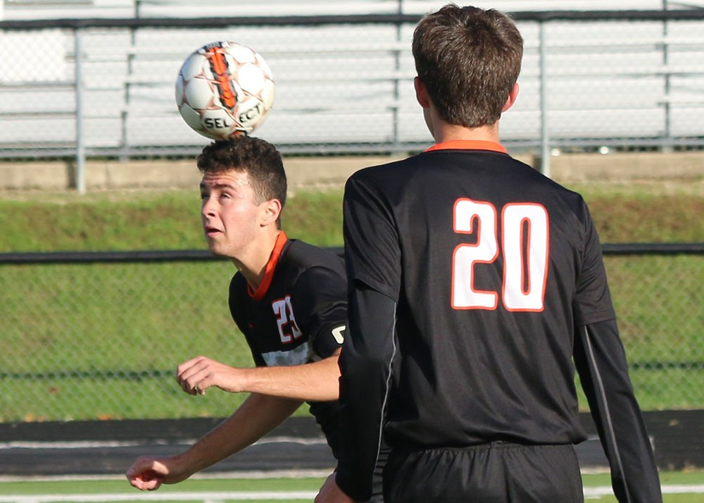 Early mistake sets tone for Ripon in 5-0 loss to Kettle Moraine Lutheran