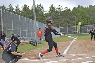 RHS softball vs. Wautoma-1