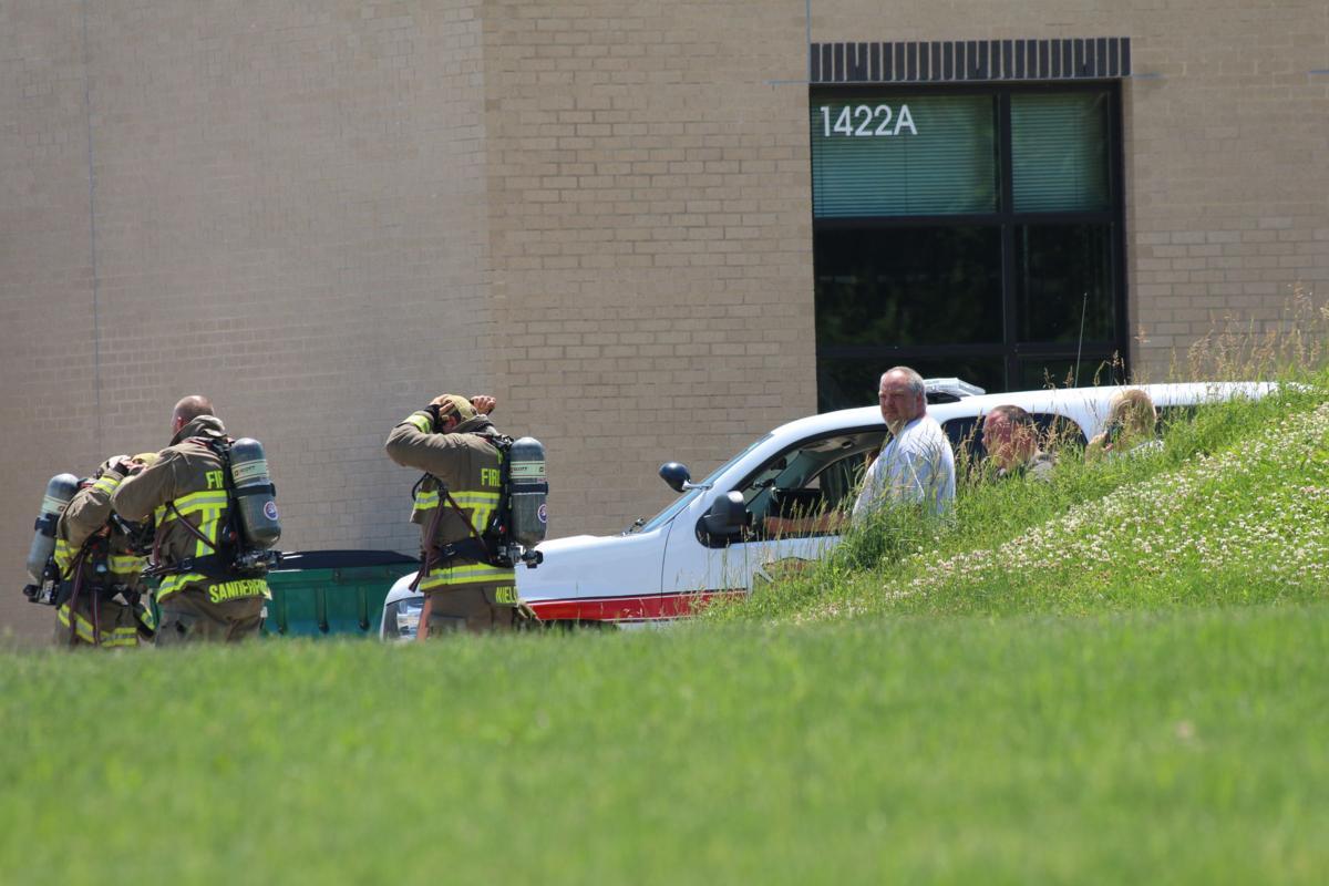 Ripon Middle School gas leak-2