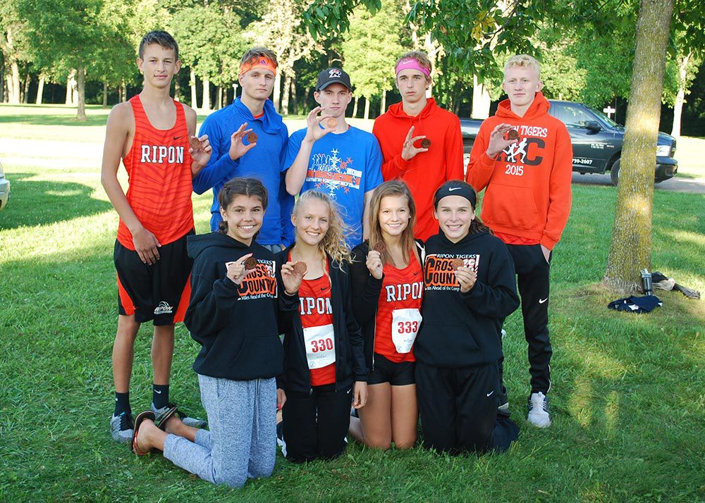 Ripon harriers sweep titles at Warrior Invite