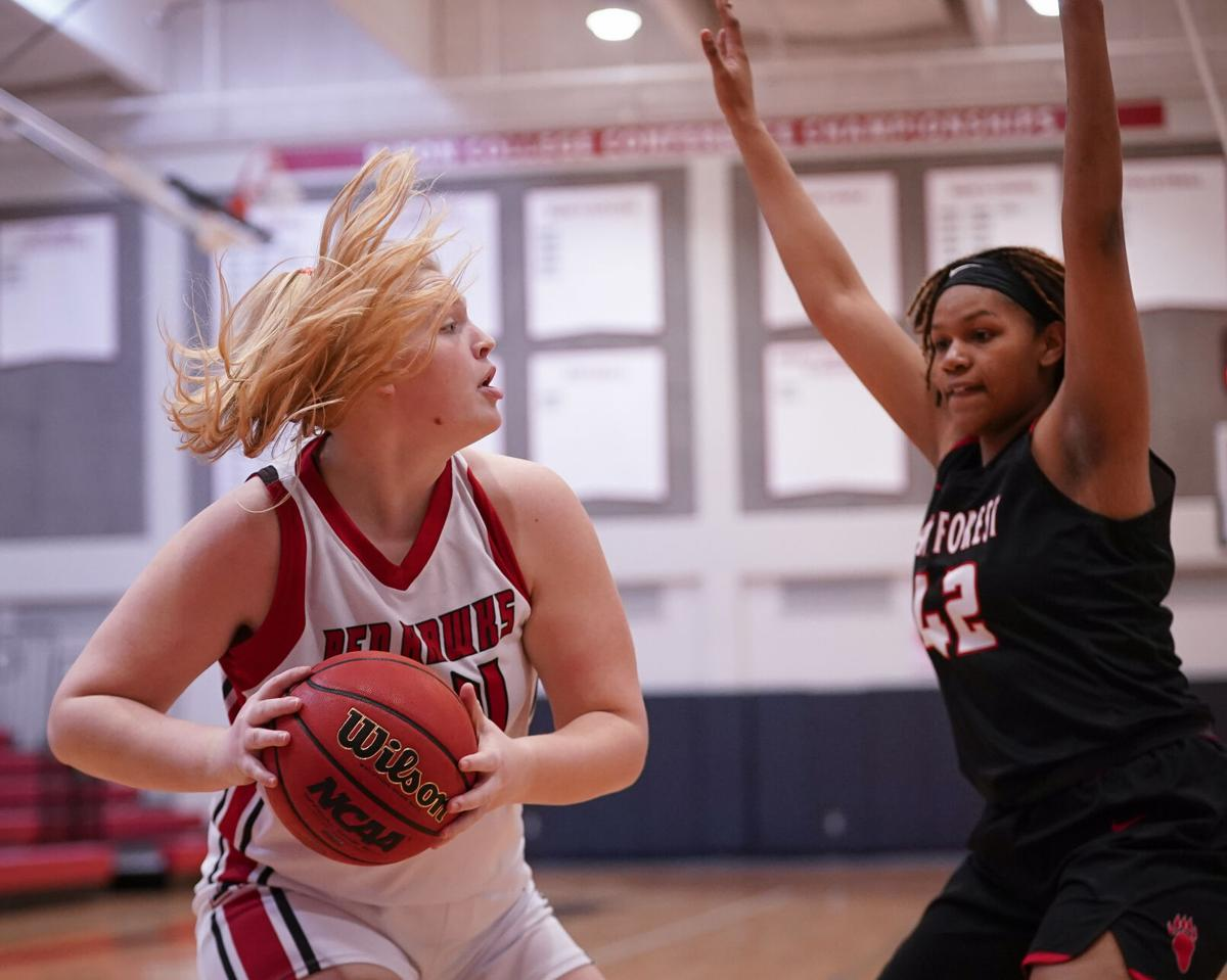 Ripon College women's basketball vs. Lake Forest — March 6, 2021.JPG