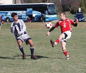 RC soccer's magical season comes up one game short