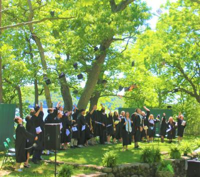 Green Lake graduation