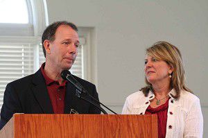 RC family bids adieu to two top staff members