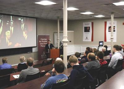 Speaker: Cultural education can heal U.S.-Russia divide