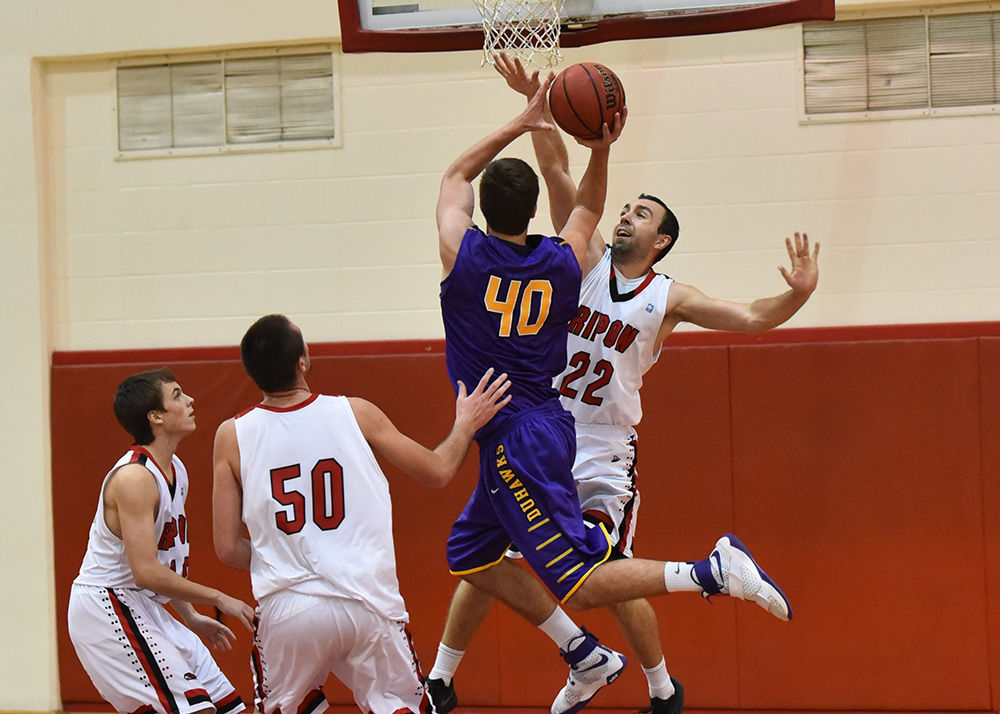 Sabin's historic 2nd half lifts Red Hawks past Loras (video included)