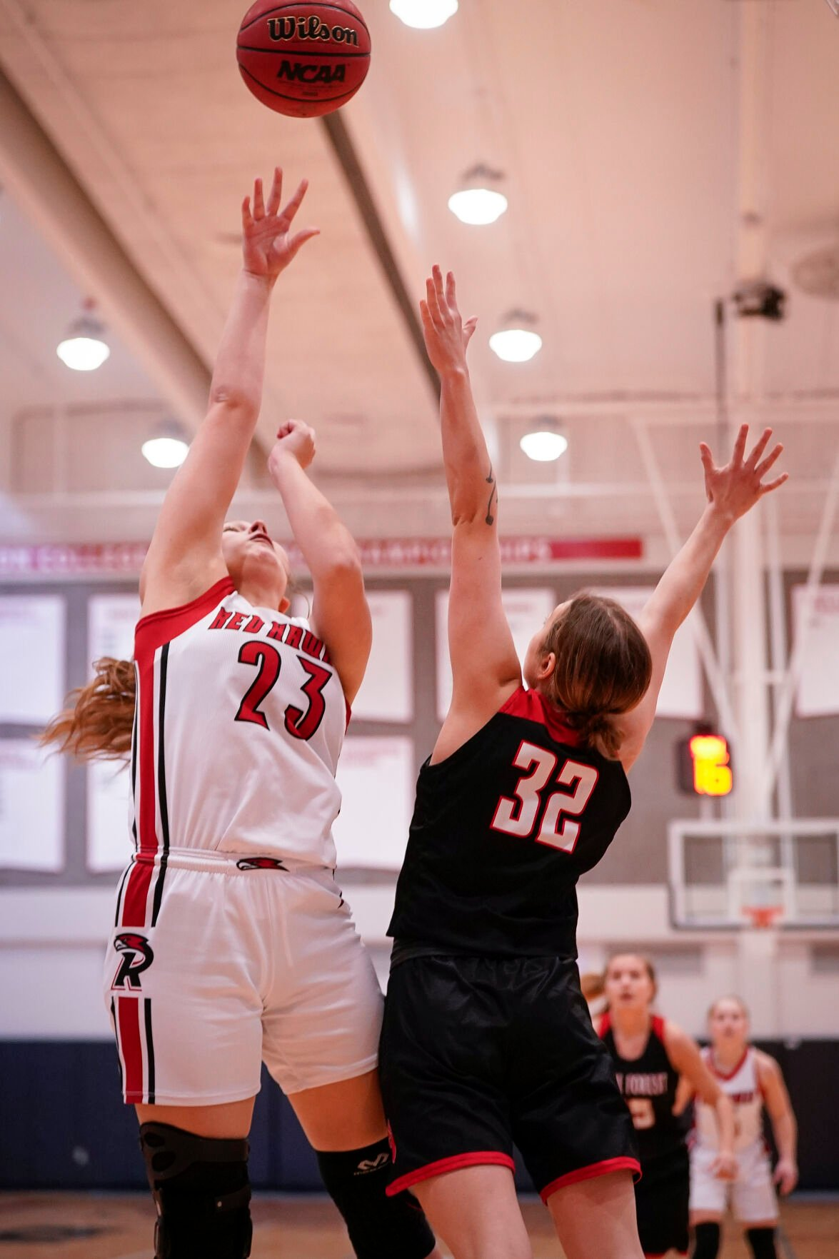 Ripon College women's basketball vs. Lake Forest — March 6, 2021 (1).JPG
