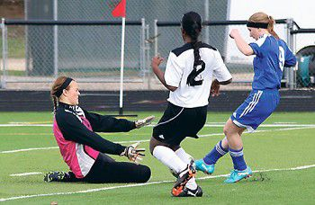 Ripon soccer team flooded by goals in loss to FVL