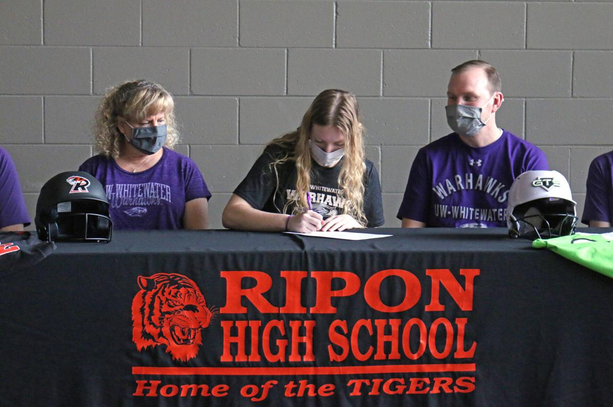 Mader inks intent to play softball at UW-Whitewater (5).JPG