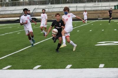 Ripon High School boys' soccer vs. Wayland Academy — April 7, 2021 (14).JPG
