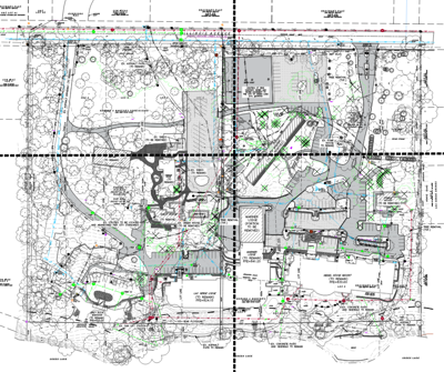 HH revised site plan