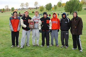 Tiger harriers make another run at state
