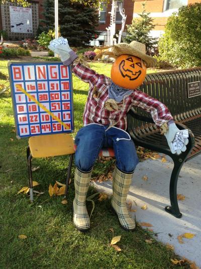 Harvest Fest Big Top Bingo