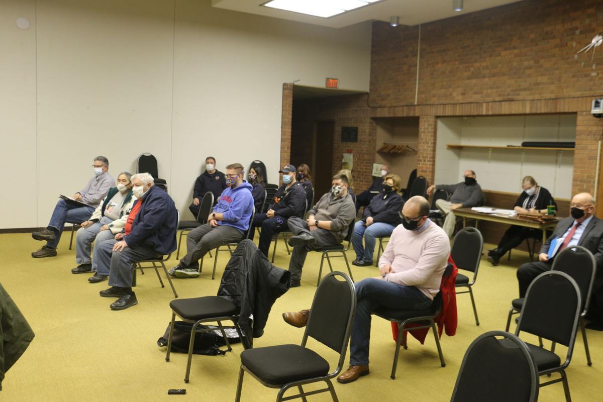 Ripon Common Council attendance dispatch center 1-12-21