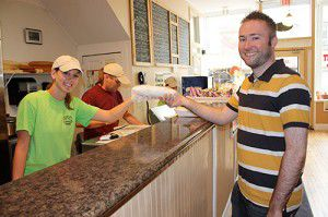 Column: Want to be a big winner at dinner time? Area eateries give you a chance
