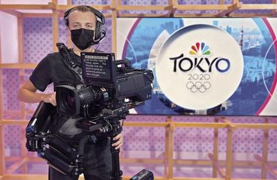 A dream come true: Ripon native works behind the scenes to provide Olympic coverage