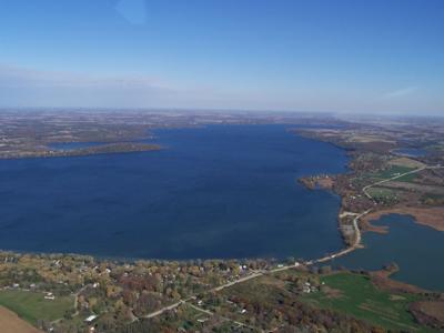 Green Lake Flyover