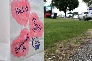 Amid new format, Relay For Life meets goal (STORY & PHOTO GALLERY)