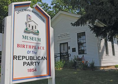 Column: Does an election mean a busy schoolhouse museum? Well ...