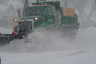 Ripon Snow Plow