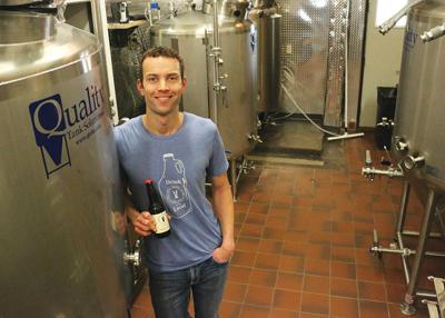 New tanks double Knuth's brewing capacity