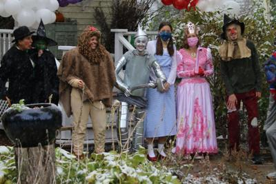 PHOTOS: A wicked day for trick-or-treating
