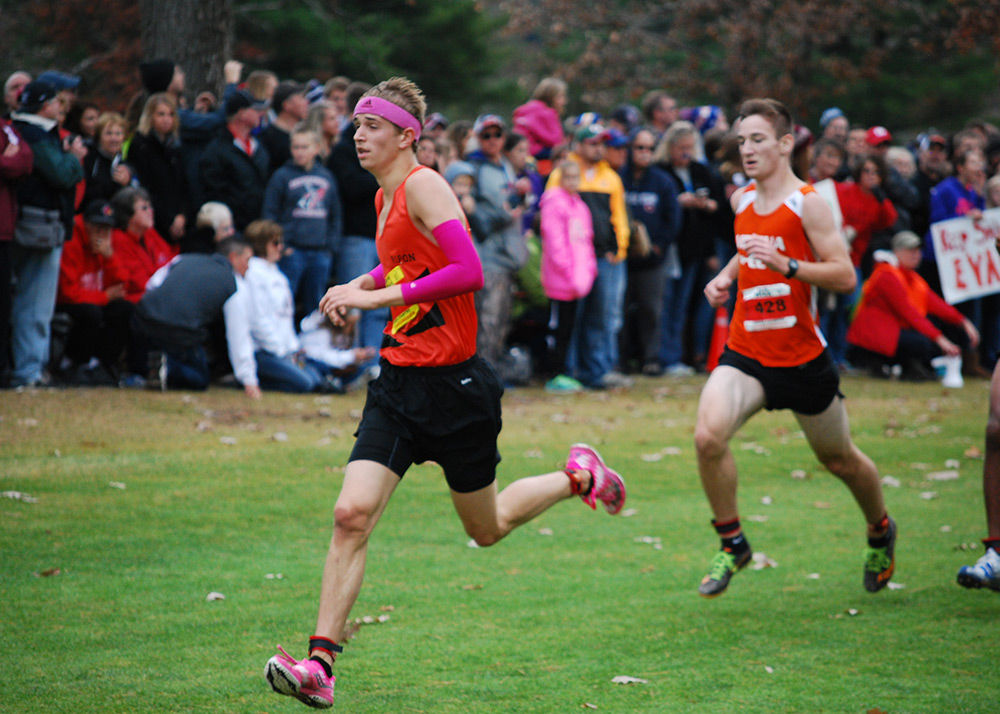 Gatzke overcomes nerves to finish in top half of field at state
