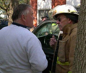 Breaking news ... Ripon fire chief terminated