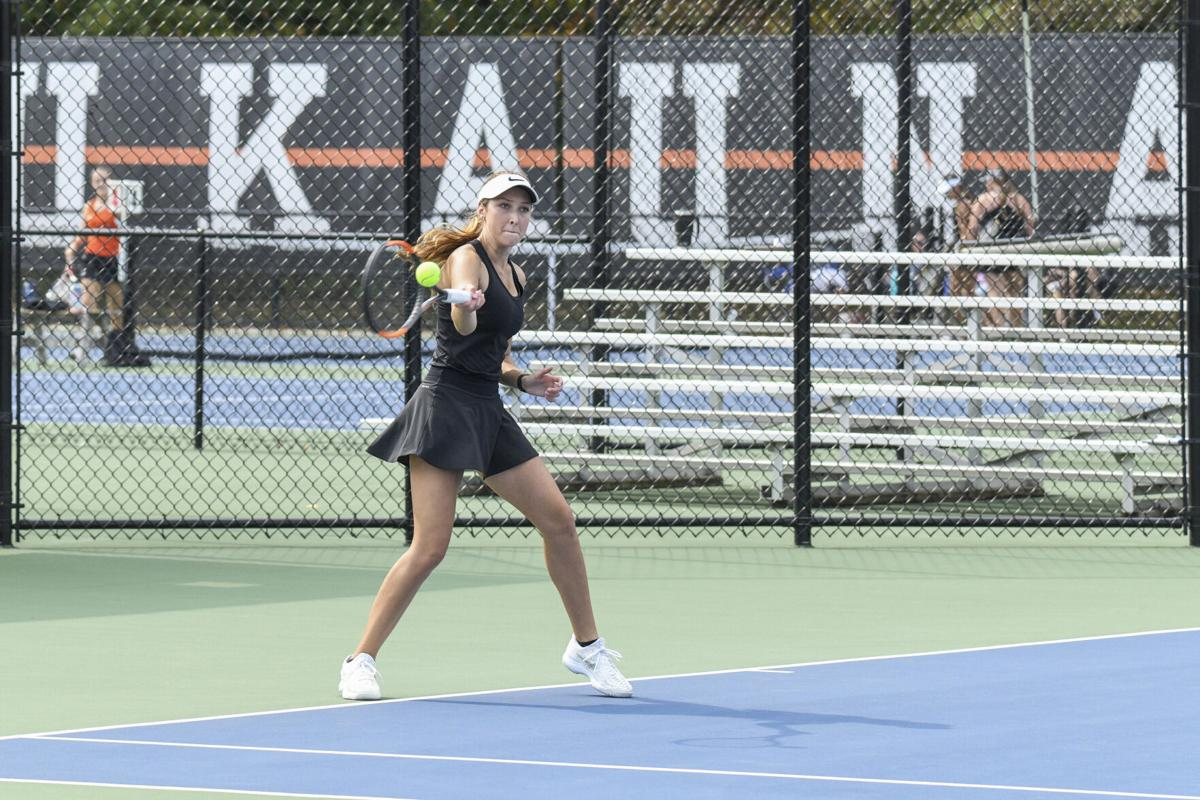 Lexi Tebon at Kaukauna Triangular