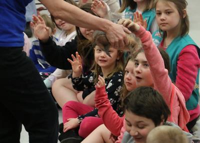 Fun, families & hairy armadillos: Kiwanis hosts Children's Fair