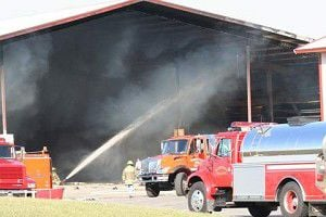 Many leap to keep Rosendale Dairy running after massive blaze