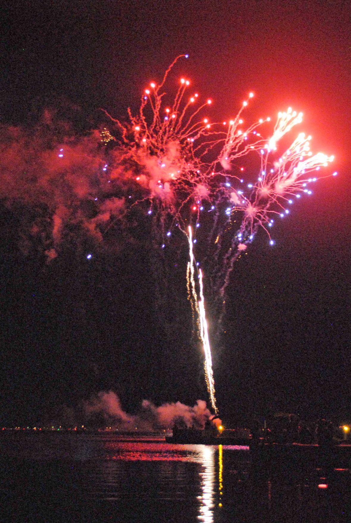 GL Fourth of July 2019 - fireworks