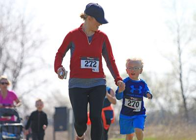Collaboration with a high five on the side: RC2 Run/Walk draws 222 finishers
