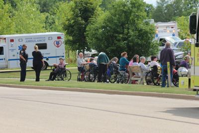 Pleasant Park Place Evacuation