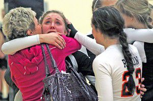 Heartbreaker, but competitive: Tiger spikers eliminated from tourney at hands of Waupun