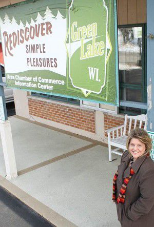 Another chamber leader leaves Green Lake