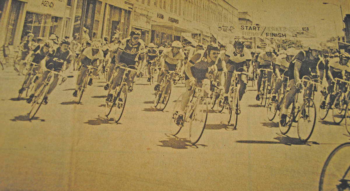 History Uncovered: Green Lake has been a cyclists dream for decades-1