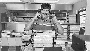 Column: Domino's was Domi-yes's when Sean Wyer ran the pizza store