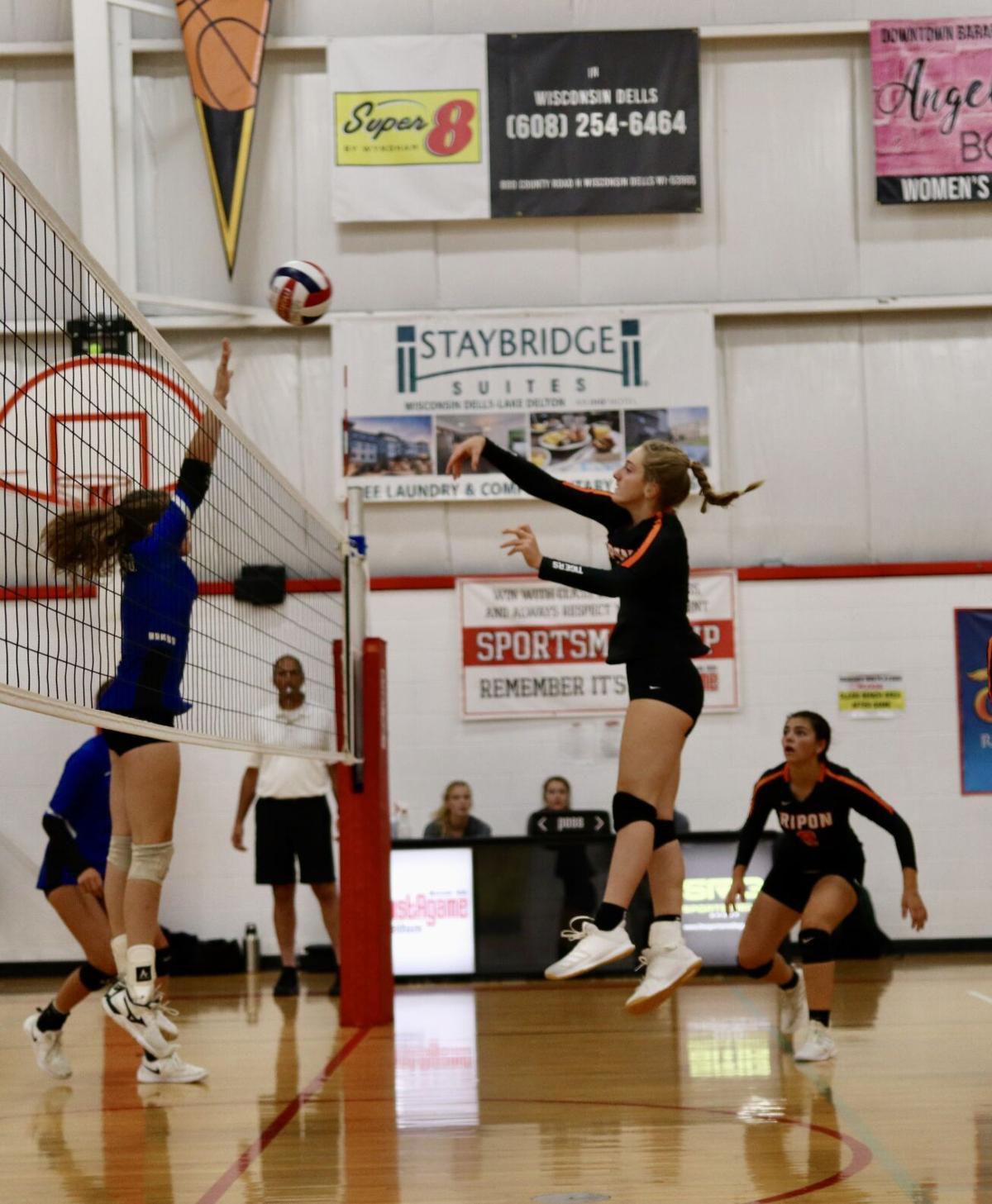 Ripon High School volleyball at Friendship Tournament — Aug. 28, 2021 (2).jpg
